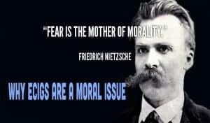 morality of ecigs