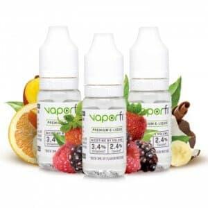 Vaporfi E Liquid Sample Pack