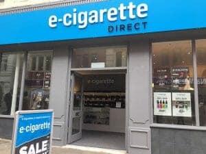 E-Cigarette Direct Shops
