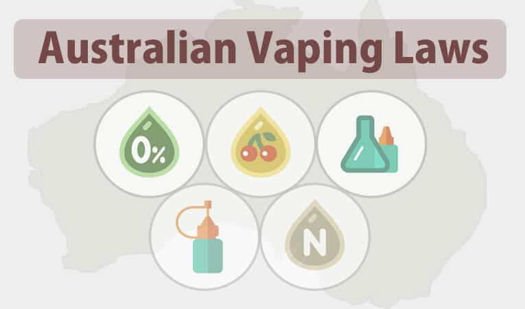 Are Electronic Cigarettes Legal in Australia? - Vaping Laws