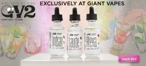 Giant Vapes Exclusive E-Liquids