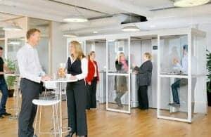 Indoor Vaping Room