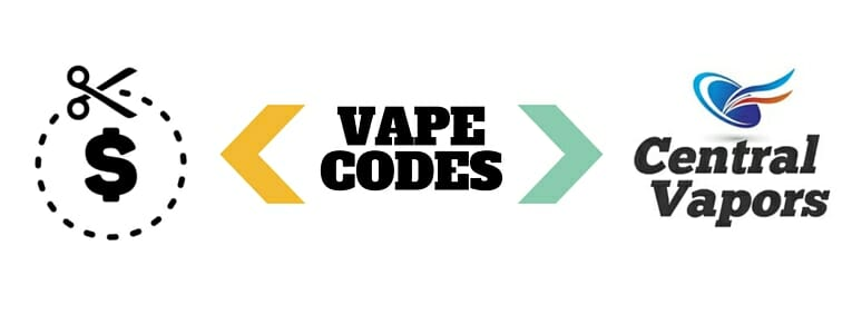 Central Vapor Coupons