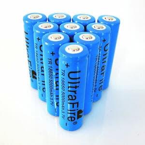 Box Mod 18650 battery