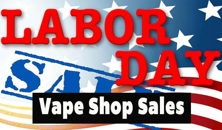 labor day vape shops sales 2017 list oz vapour. Black Bedroom Furniture Sets. Home Design Ideas