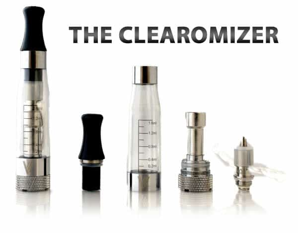 50pcs/lot CE4 Atomizer eGo Clearomizer 1.6ml 2.4ohm vapor