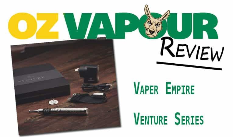 Vaper Empire - Venture Series Review