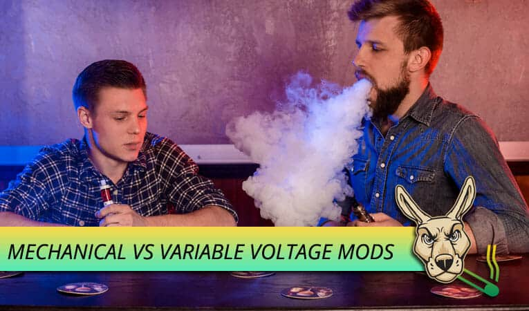 Mech Mods vs Variable Voltage Mods