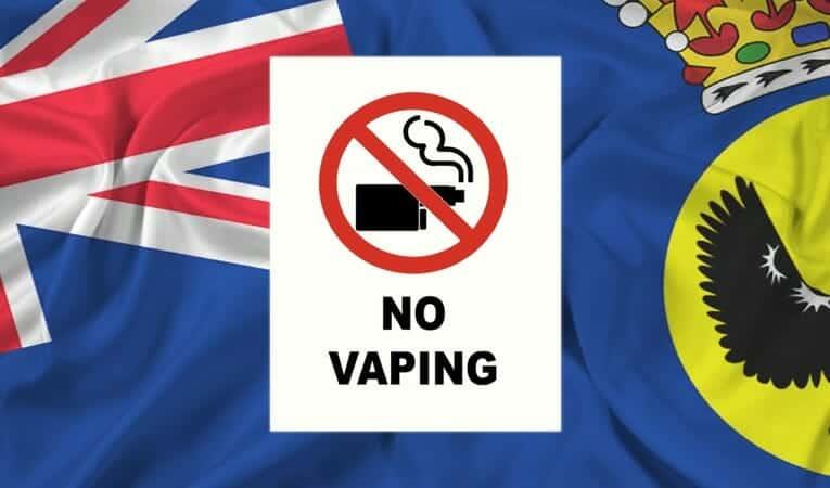 South Australian Online Vape Store Ban