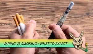 Vaping vs smoking - what to expect