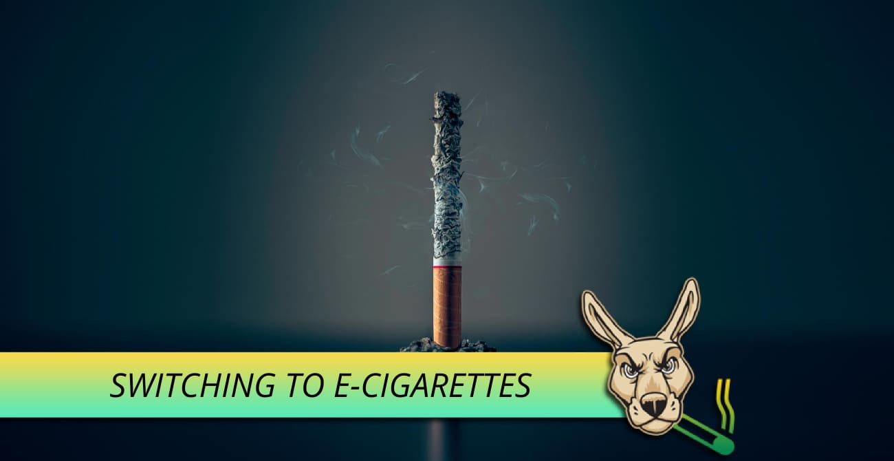 Switching To E Cigarettes