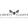 15% Off Liberty Flights E-Liquids