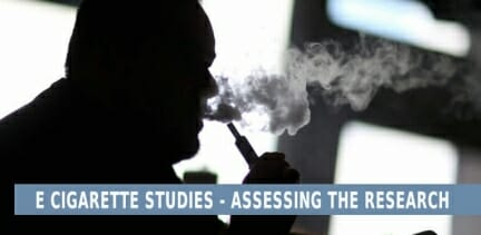 E Cigarette Health Studies – Assessing The Research