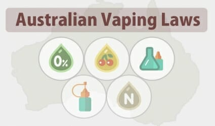 Are Electronic Cigarettes Legal in Australia?