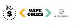 Vaper Empire Coupons * Exclusive Codes 2018 *