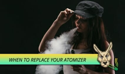 When to Replace Your Atomizer